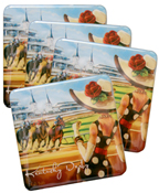 2008 Kentucky Derby Coasters