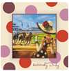 Kentucky Derby Inside Track Note Cards